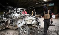 Viele Tote beim Autobombenanschlag in Syrien