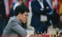 Quang Liem gewinnt Preis von 15.000 U-Dollar im Schachturnier in Rumänien