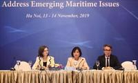 Verstärkung der Zusammenarbeit auf dem Meer