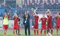 Südkoreanische Journalisten sind begeistert von vietnamesischen Fußballfans