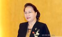 Parlamentspräsidentin Nguyen Thi Kim Ngan wird Russland und Weißrussland besuchen