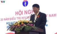 Jährlich werden mehr als 10.000 mit HIV-infizierte Menschen in Vietnam mit ARV behandelt