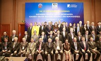 Bewahrung des Friedens zur Anpassung und Verbesserung der Unabhängigkeit in der Region
