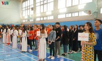 """Wettbewerb """"Weg nach Russland"""" für vietnamesische Studenten"""
