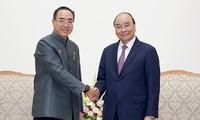 Premierminister Nguyen Xuan Phuc empfängt thailändischen Botschafter