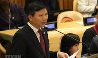 Vietnam stellt seine Prioritäten für Amtszeit als nichtständiges Mitglied des Weltsicherheitsrates vor