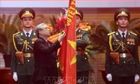 Politisches Parteigremium der vietnamesischen Volksarmee feiert 75. Gründungstag