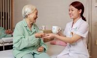 Umsetzung der sechs Aufgaben zur Pflege der Senioren