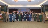 Feier zum Jahrestag der Gründung der vietnamesischen Volksarmee