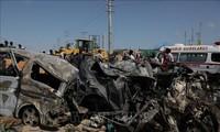 Weltgemeinschaft verurteilt Bombenanschlag in Somalia