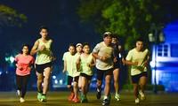 Ende des Kartenvorverkaufs für Teilnahme an Nachtmarathon in Hanoi