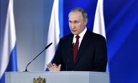 Jahresbotschaft des russischen Präsidenten Wladimir Putin
