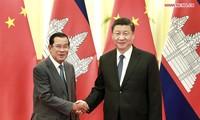 Chinas Staatschef  Xi Jinping: China erreicht positive Ergebnisse gegen das neue Coronavirus