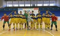 Vietnamesische Futsalmannschaft siegt in Spanien