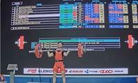 Gewichtsheber Do Tu Tung gewinnt Goldmedaillen