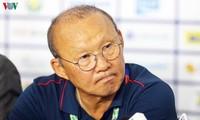 Trainer der vietnamesischen Fußballmannschaft Park Hang-seo kehrt aus Südkorea nach Vietnam