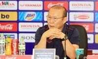 Zentrum zur Kontrolle der Krankheiten in Hanoi untersucht vietnamesischen Fußballtrainer und seine Frau