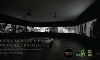 Ausstellung über Audio-Visuale Installation in Hanoi
