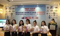 Internationales Radrennen-Cup Biwase in Binh Duong