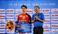 Super-Cup: FC-Ho Chi Minh Stadt - FC-Hanoi  1: 2