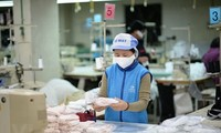 Vietnam kann selbst Mundschutzmasken herstellen