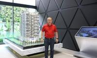 Fußballtrainer Park Hang-seo kauft Wohnung in Hanoi
