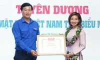 Zehn junge Vietnamesen werden ausgezeichnet