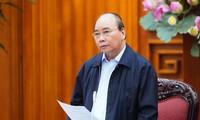 Premierminister Nguyen Xuan Phuc: Auszahlung aller Kredite der öffentlichen Investition