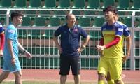 Gehalt vom Trainer Park Hang Seo wird wegen Pandemie Covid-19 nicht gekürzt