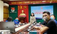 Jugendverband der Stadt Hanoi unterstützt Bekämpfung von Covid-19