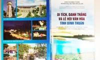"""Buch """"Gedenkstätte, Naturschönheiten und Kulturfestival in Binh Thuan"""""""