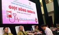 Tag der Blutspende: Ausreichende Blutreserven trotz Covid-19-Pandemie