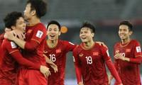 Vietnamesische Fußballmannschaft bereitet sich auf AFF Cup 2020 vor