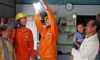Senkung des Strompreises für drei Monaten