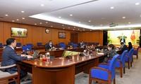Regierungssitzung über Landeskonferenz mit Unternehmern