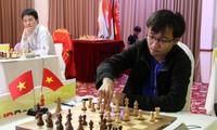 Vietnamesische Schachspieler müssen wegen Covid-19-Pandemie online spielen