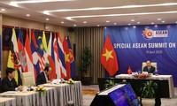 ASEAN 2020: Lob für Vietnam bei Austragung hochrangiger Konferenz der ASEAN und ASEAN +3 über COVID-19