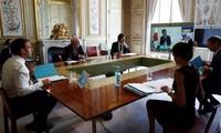 G7-Länder einigen sich über Auffassungen gegenüber WHO und Öffnung der Wirtschaft