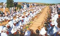 Traditionelles Fest Ramuwan-Ramadan der Cham
