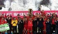 Vietnam hat Übertragungsrechte der Fußballspiele bei AFF Cup 2020