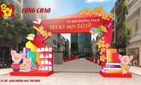 Wiedereröffnung der Bücherstraße in Ho Chi Minh Stadt