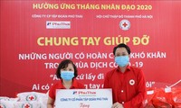 Humanitärer Monat: Soziale Fürsorge der Wohngemeinschaften