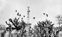 Schutz des Weltfriedens im Hinblick auf den Siegestag gegen Faschismus