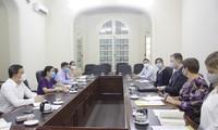 Effiziente Zusammenarbeit zwischen Vietnam und den USA bei Bekämpfung der COVID-19-Pandemie