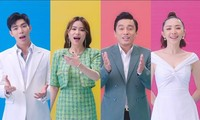 """Hoang Thuy Linh, Toc Tien und Quoc Truong in MV """"Barmherziges Vietnam"""""""