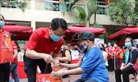 Förderung der Integration der Menschen mit Behinderung während der COVID-19-Pandemie