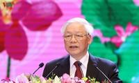 Vietnamesen feiern Geburtstag von Präsident Ho Chi Minh