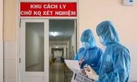 Gesundheitsministerium veröffentlicht COVID-19-Patiente aus Russland nach Vietnam