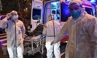 Weltlage der COVID-19-Pandemie