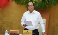 Premierminister Nguyen Xuan Phuc: Alles tun um, sozialwirtschaftliche Ziele zu erreichen